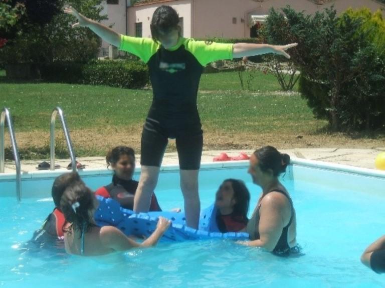 Psicomotricità Funzionale  Esperienze di acquaticità